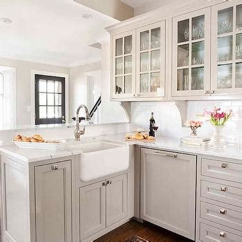 gray shaker cabinets design decor photos pictures