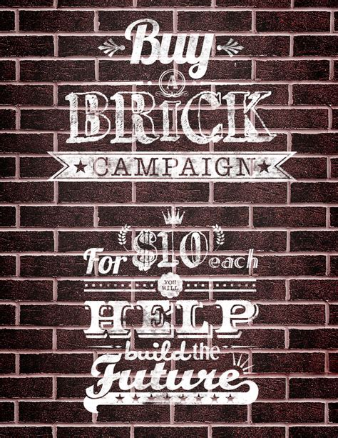 buy a brick caign dr roz s healing place