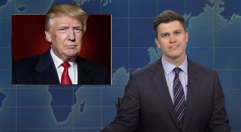 SNL: Weekend Update Looks Back at Four Years of Trump ...