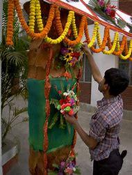 Flower Garland Decorations