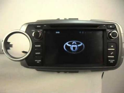 how things work cars 2012 toyota yaris navigation system android auto dvd system for toyota yaris 2012 2014 car gps radio bluetooth wifi 3g internet