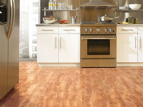 maple floors in kitchen tarkett laminate trends in maple white kitchen 7350