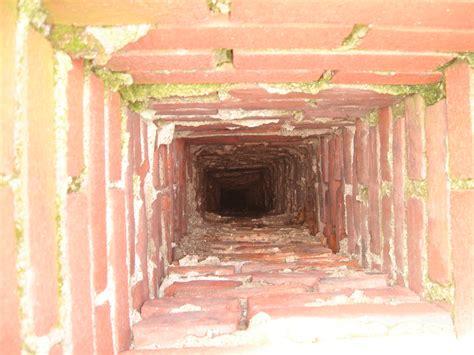 inside of a chimney inside chimney