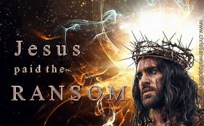 Jesus Ransom Paid Christian Px Resolution Mb