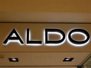 painted stainless steel backlit letters we product With backlit letters