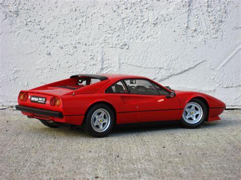 1975-1985 Ferrari 308 Gtb/gts: Car As (co)star
