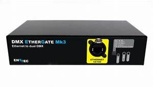 Enttec Dmx Ethergate Mk3 70070
