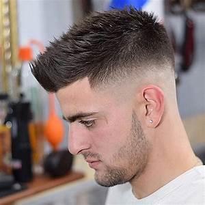 Coupe Homme Degradé : top 100 des coiffures homme t 2017 coupe de cheveux homme ~ Melissatoandfro.com Idées de Décoration