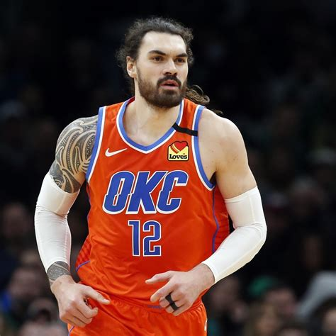 Steven Adams Jokes He Was 'Boxing out Cows' in New Zealand ...