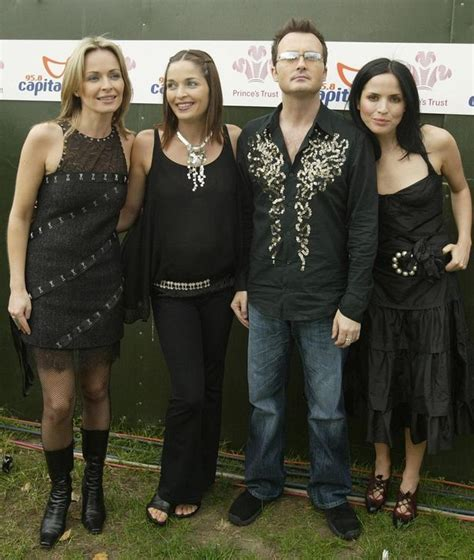 The Corrs return with dramatic new look after performing