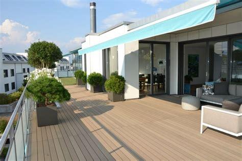 Große Fenster Gestalten by 1001 Ideen F 252 R Terrassengestaltung Modern Luxuri 246 S Und