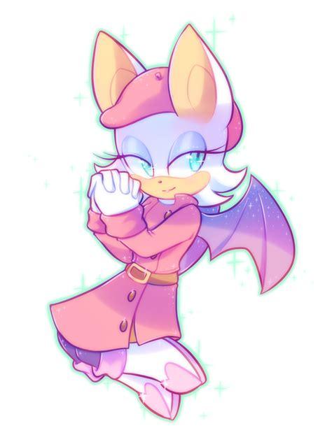 Rouge The Bat Sonic Adventure 2 Battle Mobile