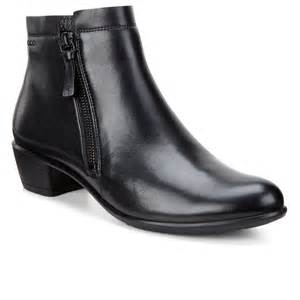 ecco womens boots uk ecco touch ankle boots charles clinkard