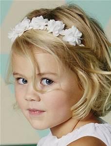 Coiffure Enfant Tresse : headband tress avec fleurs en tulle blanc vertbaudet enfant coiffures ~ Melissatoandfro.com Idées de Décoration