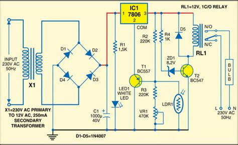 Automatic Light Controller Using Xtreme Circuits