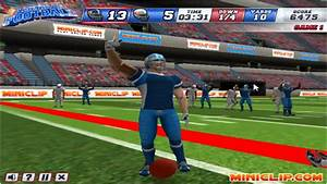American Football - Miniclip Games, lets do this!! - YouTube