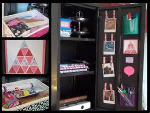 School Locker Decoration DIY
