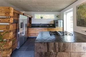 Küche Eiche Rustikal : wohnk che in eiche altholz ~ Markanthonyermac.com Haus und Dekorationen