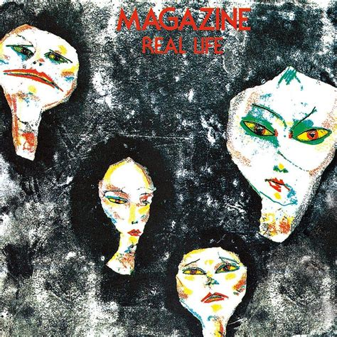 Magazine Real Life C1978 Magazines First Album