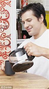 Men should wake up and drink the coffee | Daily Mail Online