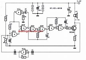 Vibration Activated Alarm Circuit
