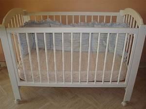 Lit D Occasion : lit barreaux bebe matelas d occasion ~ Melissatoandfro.com Idées de Décoration
