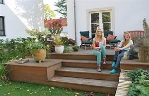 Terrasse Im Garten : holz im garten individuell mit holz gestalten bernholt gmbh co kg ~ Whattoseeinmadrid.com Haus und Dekorationen