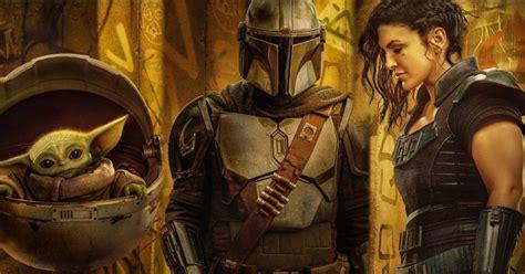 Star Wars: The Mandalorian Season 2 Character Posters Released