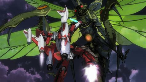 Macross Frontier As Mecha Anime—the 7th Of 6 Posts On The