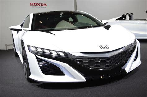 best honda vehicles tokyo 2013 honda nsx concept in white live photos