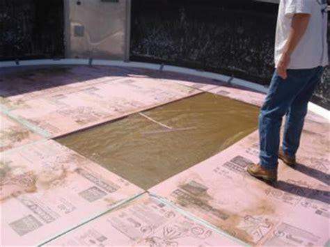 above ground pool floor foam re ved 21x52 pool