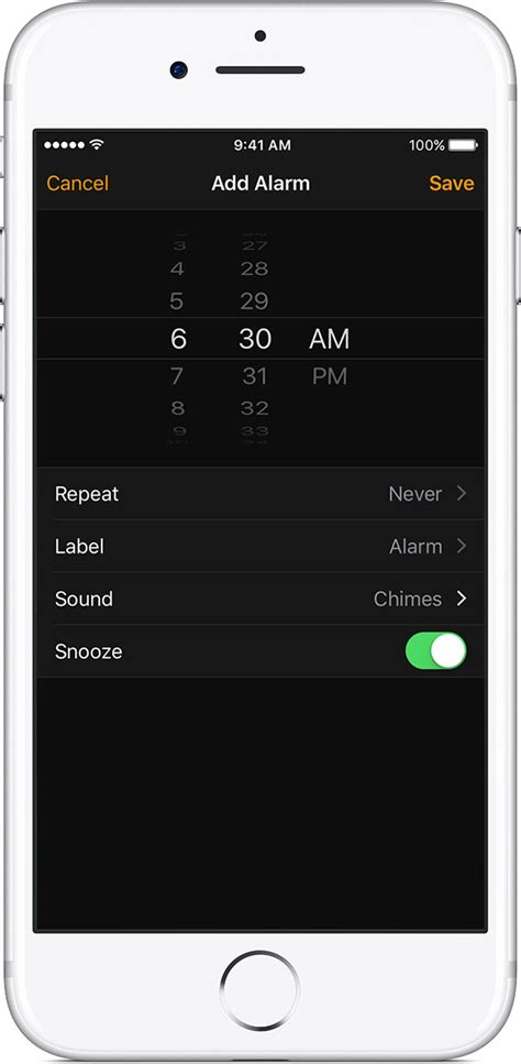 where is alarm on iphone how to set and manage alarms on your iphone apple support