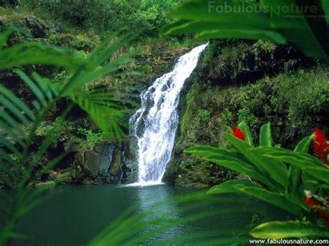 Waimea Falls Oahu Hawaii Hawaii Pinterest