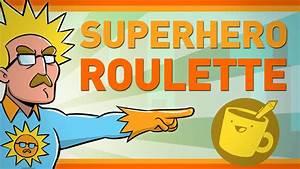 Random, Superhero, Drawing, Challenge