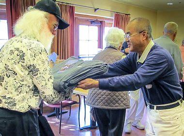 disaster hits volunteers bring relief  edison