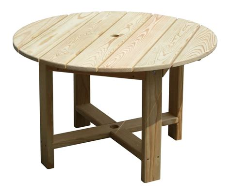 round wooden outdoor table nice round wood patio table patio design 396