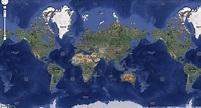 google world map - Free Large Images