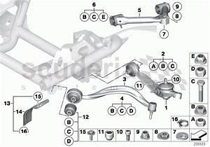 Rolls Royce Phantom Frnt Axle Support  Wishbone  Tension