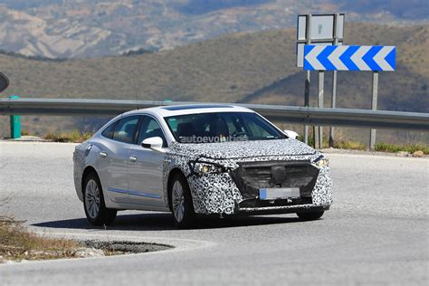 2019 Buick Lacrosse by Photos 2019 Buick Lacrosse Facelift Testing In