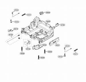 Lg Model Ldt7797st  00 Dishwasher Genuine Parts