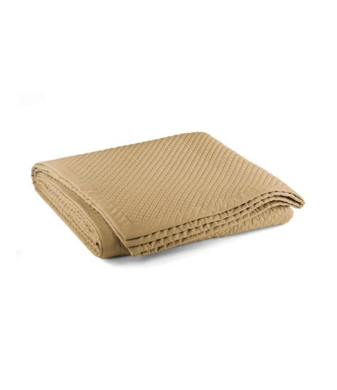 Ralph Wyatt Quilted Coverlet by Ralph Wyatt Quilted 300 Thread Count Sateen