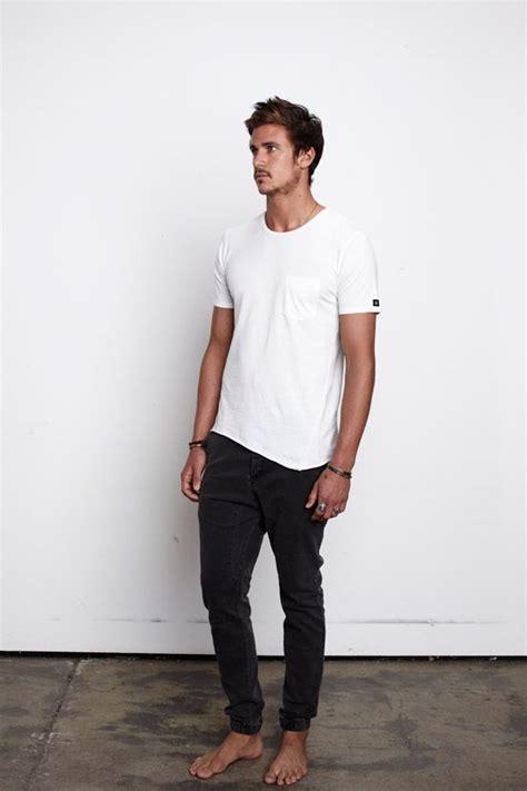 White T-shirt and black denim jeans   Mens fashion/style   Pinterest