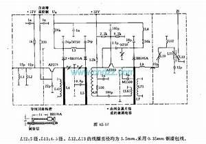 Transistors Uhf Tuner Circuit Under Repository