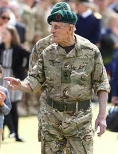 Royal Marine Commando Uniform