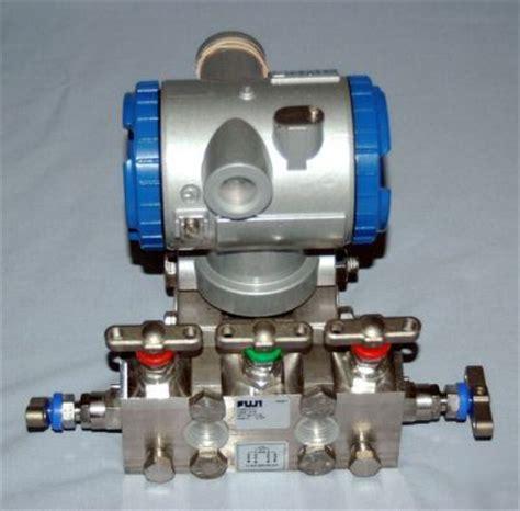 fuji rosemount valve pressure transmitter manifold