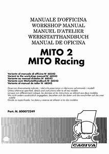 Cagiva Mito2 And Racing 1992 Pdf  4 05 Mb