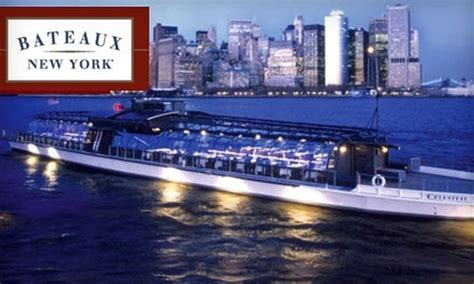 Bateau Mouche Groupon by Bateaux New York In New York New York Groupon