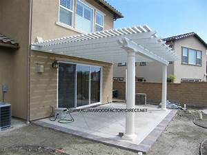 Alumawood Patio Cover Price 10' x 20' only $2,000 00