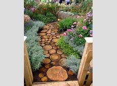 25 Lovely DIY Garden Pathway Ideas ~ Idees And Solutions