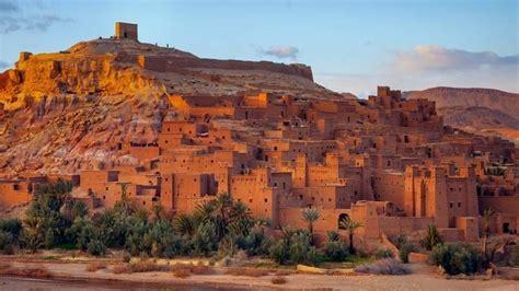 kasbah ait benhaddou ait ben haddou morocco atlas obscura